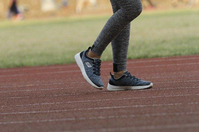 zakupy, buty do biegania