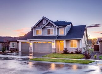 dach, dom, zakupy
