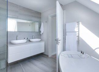 meble łazienkowe, zakupy
