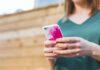 etui, smartfon, zakupy