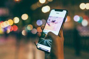 smartfon, zakupy