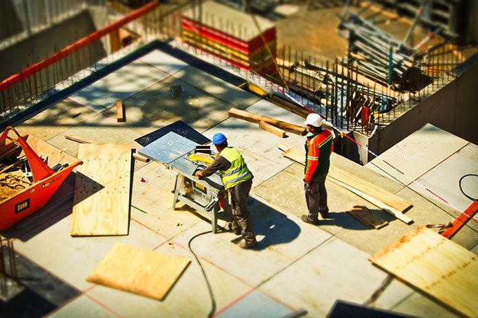 Zakup materiałów budowlanych