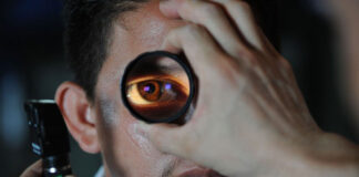 Zabiegi okulistyczne