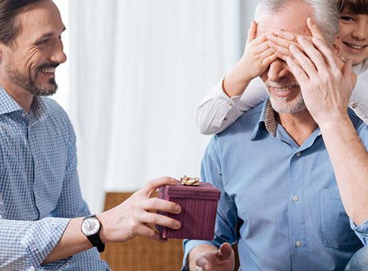 5 pomysłów na prezenty dla taty na dzień ojca